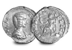 julia domna - The coins behind 6 of the greatest Roman Emperors
