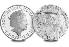 p203 waterloo 200th uk silver proof 2 pound secret coin web images - Revealed: The UK's Secret New Coins