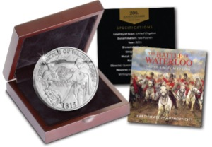 p203 waterloo 200th uk silver proof 2 pound secret coin web images2 - Revealed: The UK's Secret New Coins