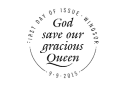 postmark - First Look: The UK's New Longest Reigning Monarch Stamps