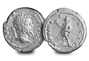 septimius severus - The coins behind 6 of the greatest Roman Emperors