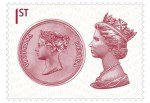 stamp 1 - First Look: The UK's New Longest Reigning Monarch Stamps