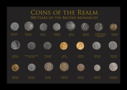 imagegen 1 - 500 Years of Kings and Queens... on coins!