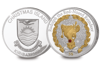 723l official 2015 christmas silver proof coin 4 - Christmas on Coins – Five Festive Stories…