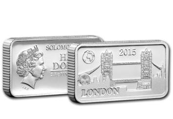 tower bridge white bk - Discover the world's 10 most oddly shaped coins...