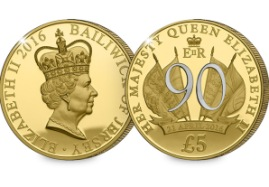 imagegen 2 - SIX Remarkable Commemoratives that Celebrate Her Majesty's 90th Birthday