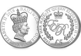 90th silver coin