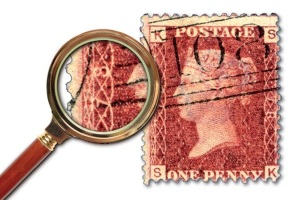 penny red2 - The Penny Stamp sold for £495,000