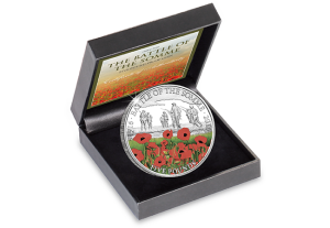 The Battle of the Somme £5 Proof Coin
