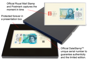 imagegen 11 - Britain's got a new polymer £5 note – but is it a UK first?