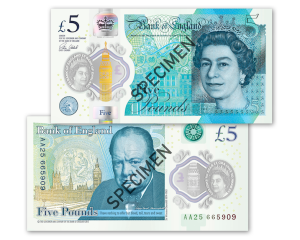 polymer bank note facebook 1200x628 2 e1472209516660 - Britain's got a new polymer £5 note – but is it a UK first?
