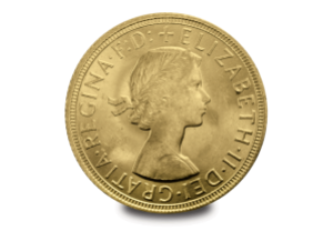 1958 qeii gillick sovereign obverse - 200 years of the Sovereign. Part VI: The UK's Premier Gold Coin