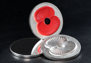 2016 masterpiece 5oz silver poppy coin web images - Is this the most collectable Poppy Coin yet?