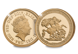 bicentenary proof sovereign coin - 200 years of the Sovereign. Part II: The Great Recoinage...