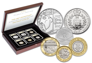 r619 datestamp speciemen set with box image - Revealed: The Royal Mint UK commemorative coin designs for 2017
