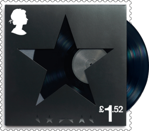 blackstar - FIRST LOOK: New David Bowie Stamps just announced...