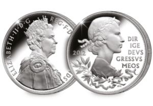 jubilee crown coins diamond - The history of Her Majesty's Jubilee crown coins...