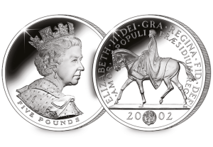 jubilee crown coins golden - The history of Her Majesty's Jubilee crown coins...