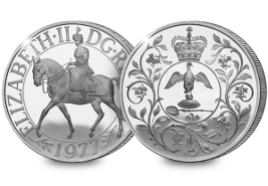 jubilee crown coins silver - The history of Her Majesty's Jubilee crown coins...