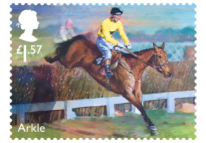 arkle - New Royal Mail Stamps to celebrate 'Sport of Kings'...