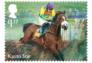 kauto star - New Royal Mail Stamps to celebrate 'Sport of Kings'...