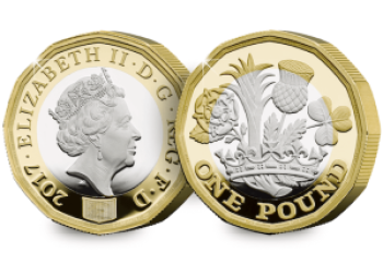 nations of the crown 1 pound silver proof obverse reverse - All you need to know about the new 12-sided £1 Coin Collector Editions