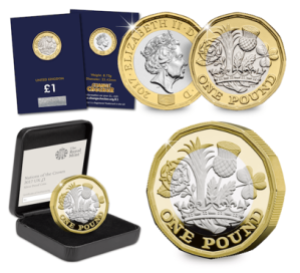 selection - All you need to know about the new 12-sided £1 Coin Collector Editions