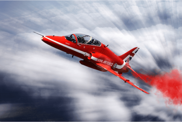 high speed - Poll: Which Red Arrows photograph do you prefer?