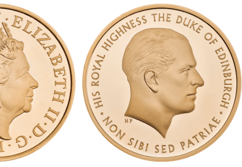 prince philip coin