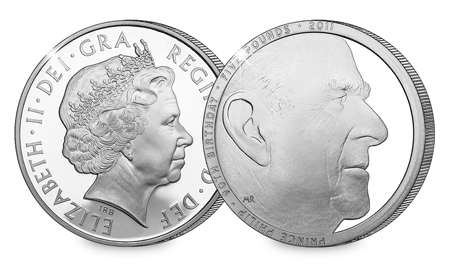 prince philip 90th 2011 bu coin - New UK Prince Philip Coin just announced