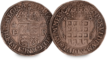 eic testern - The story behind England's first colonial coinage…