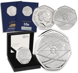 isaac newton 50p coins - The Secret Life of Isaac Newton…