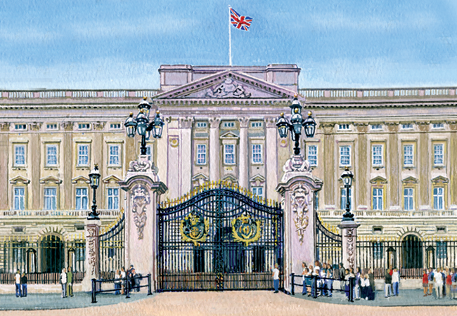 buck palace - Poll: Which Iconic London Landmark do you prefer?