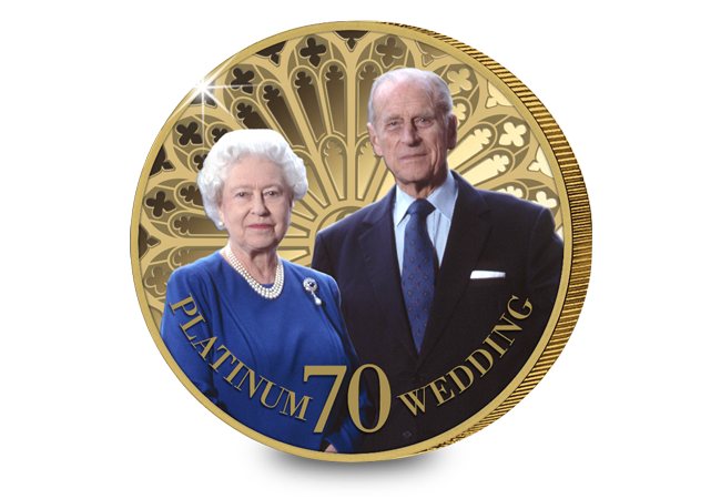 diamond wedding anniversary photograph by lord snowdon1 - Poll: Which Platinum Wedding Anniversary coin do you prefer?