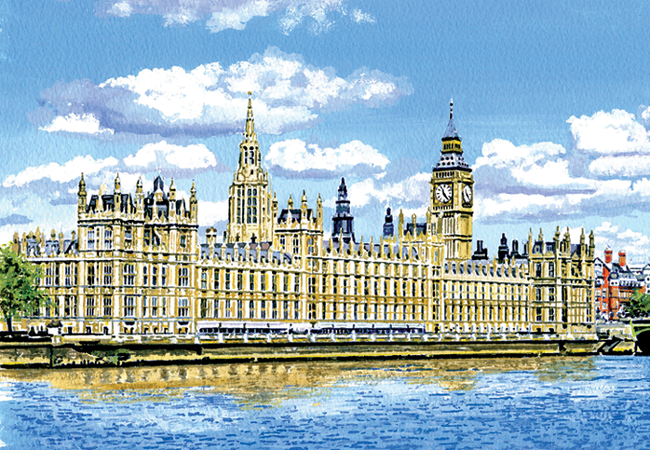houses of parliament - Poll: Which Iconic London Landmark do you prefer?