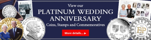 Platinum-Wedding-Commemoratives-Range-Banner