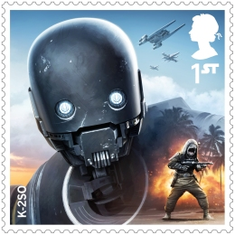 project mars k 2so stamp 400 - FIRST LOOK: NEW STAR WARS Stamps feature beloved fan-favourites and two NEW characters
