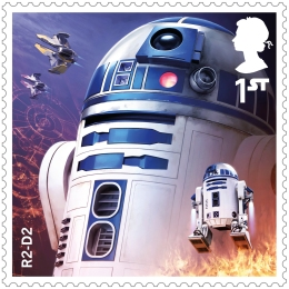 project mars r2 d2 stamp 400 - FIRST LOOK: NEW STAR WARS Stamps feature beloved fan-favourites and two NEW characters