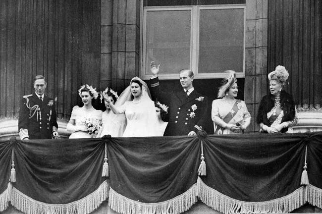 qeii and prince philip wedding - Why the Queen & Prince Philip are literally 1 in a million (and Google doesn't even know the answer)…