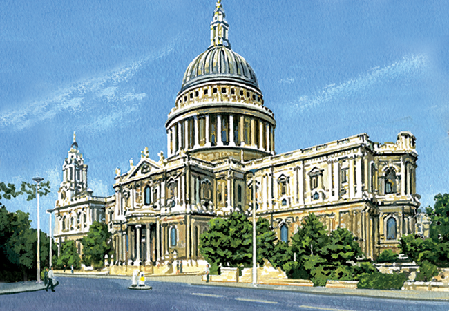 st pauls - Poll: Which Iconic London Landmark do you prefer?