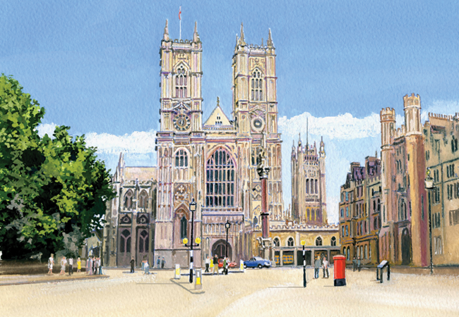 westminster abbey - Poll: Which Iconic London Landmark do you prefer?